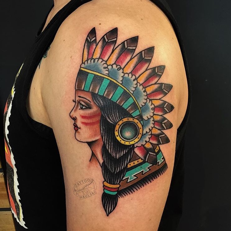 paulski golden rule tattoo